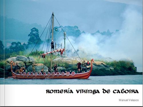 Romería Vikinga de Catoira Libro fotográfico, 2011